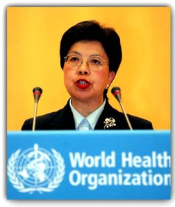 WHO - Director General Margaret Chan